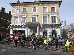 Gypsy Hill Tavern London Classic 2013