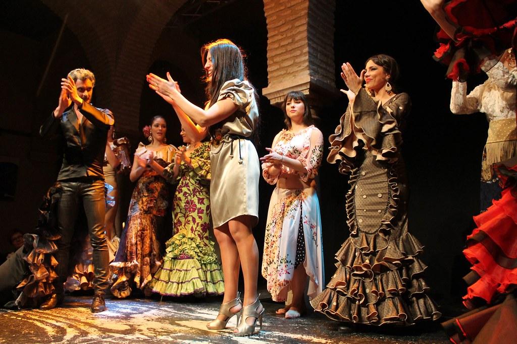 desfile moda española
