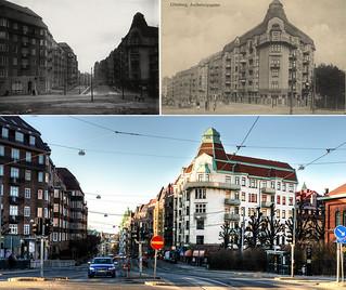 Gothenburg, Landala 1925 / 2013