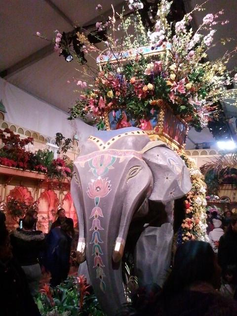 Macy's Flower Show 2013
