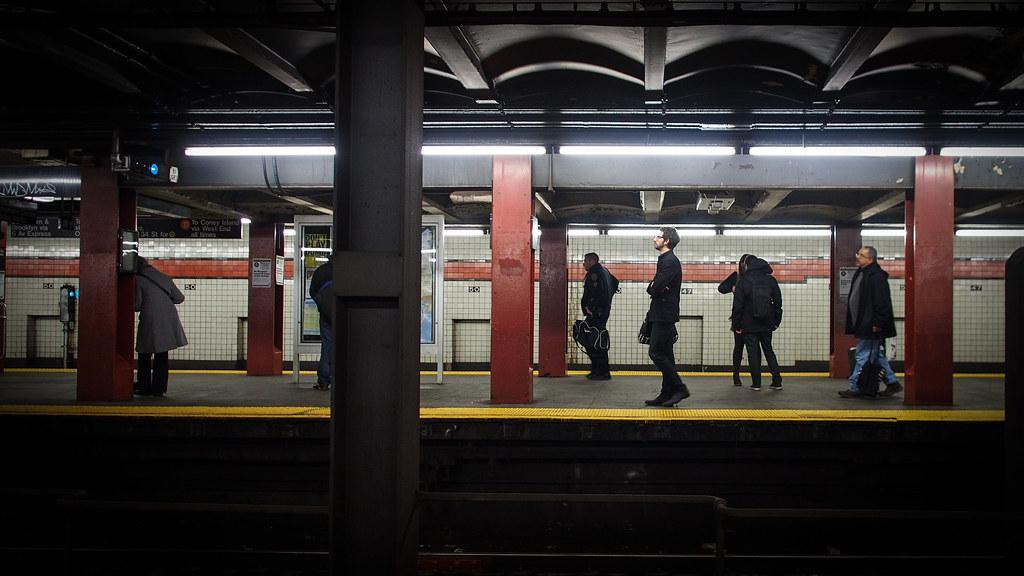 Subway|New York