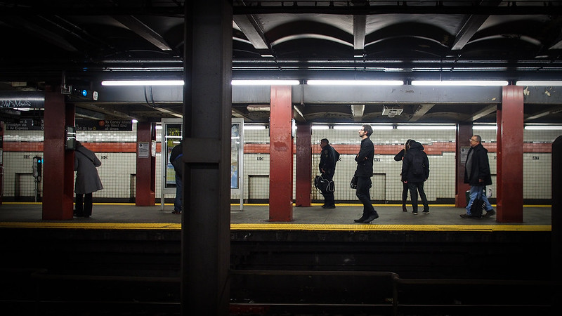 Subway|New York