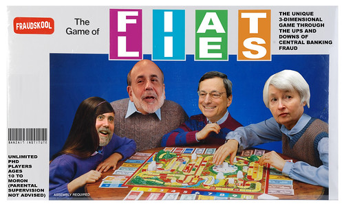 FIAT LIES by Colonel Flick/WilliamBanzai7