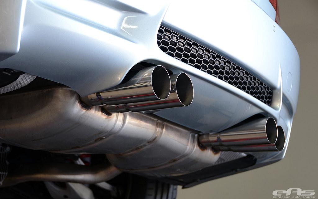 eas   OEM BMW exhaust mod - Bimmerfest - BMW Forums