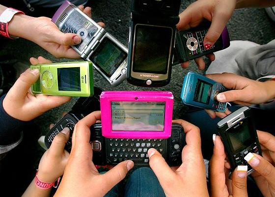Cell Phones Schools