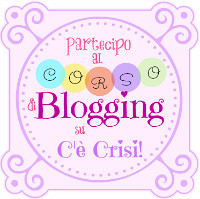 Corso di Blog su C'e' Crisi