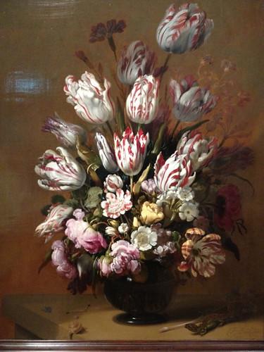 Hans Bollongier 'Floral Still Life' 1639