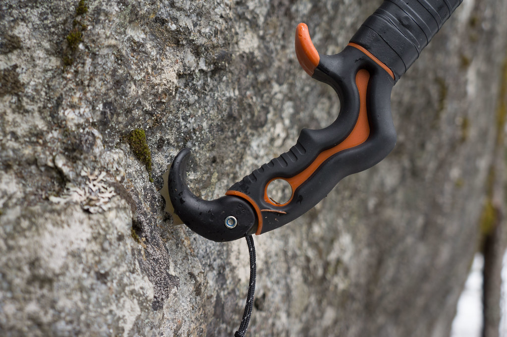 Petzl Nomic Grip
