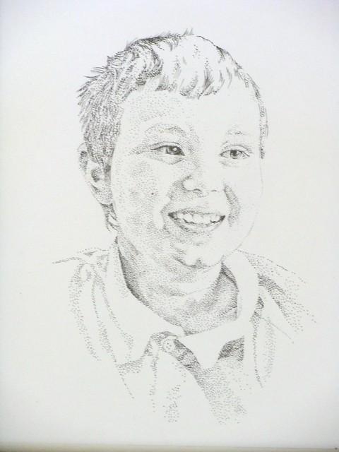 Damien Portrait