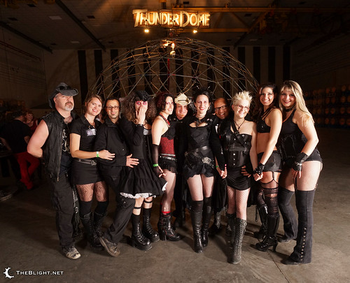 Death Guild Thunderdome Fundraiser 2013