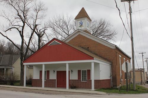 Masonic Lodge - Forest City, MO
