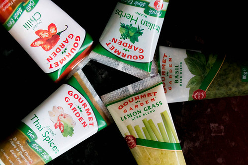 herb and spice pastes