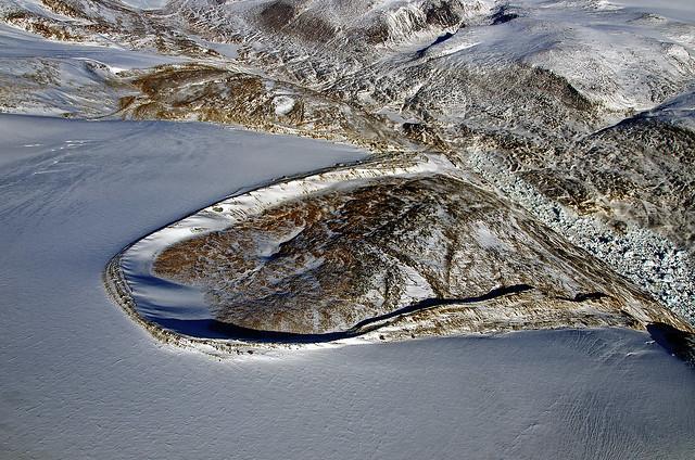 Penny Ice Cap. Isla Baffin. Nunavut y las Islas Árticas de Canadá