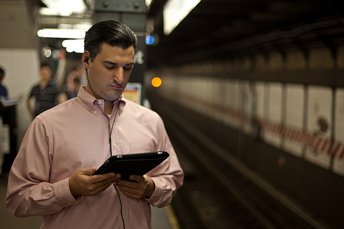 Subway Reader (iPad Edition)
