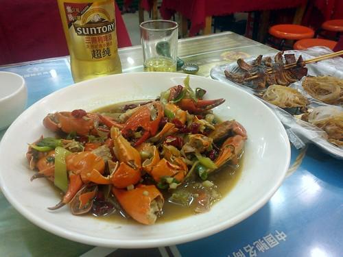 Shanghai Seafood