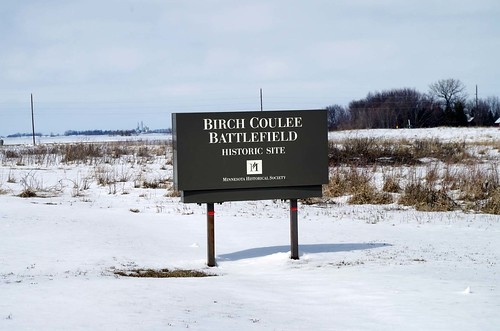 Birch Coulee site