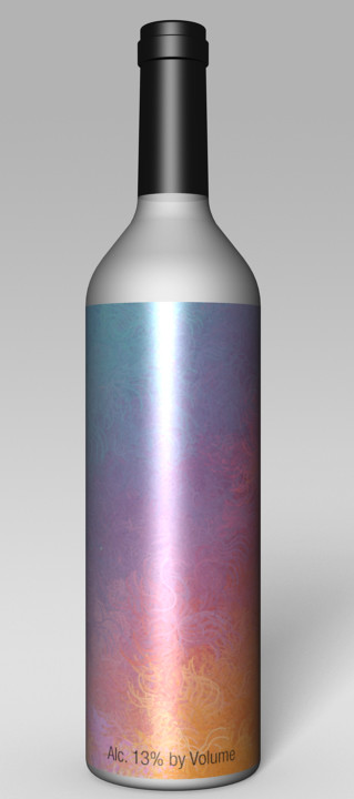 Wine Bottle Using Hype Framework