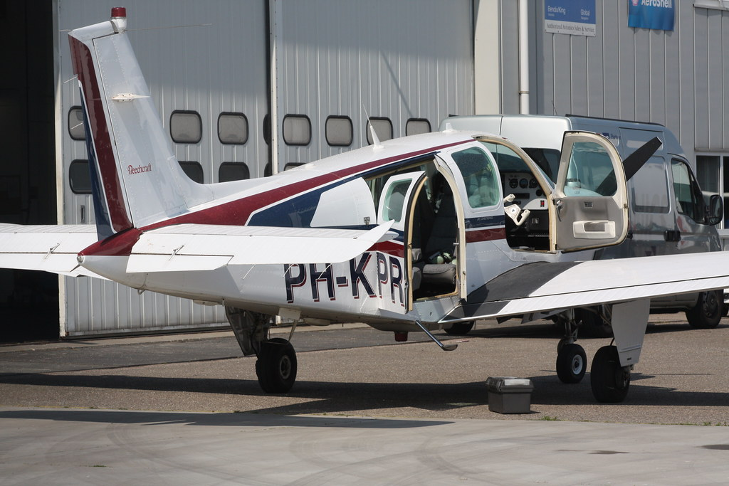 PH-KPR - BE36 - Not Available