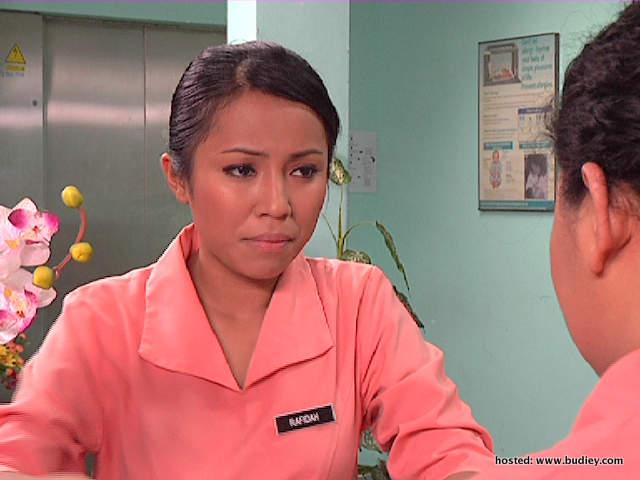 IKA NABILA pegang watak Rafidah