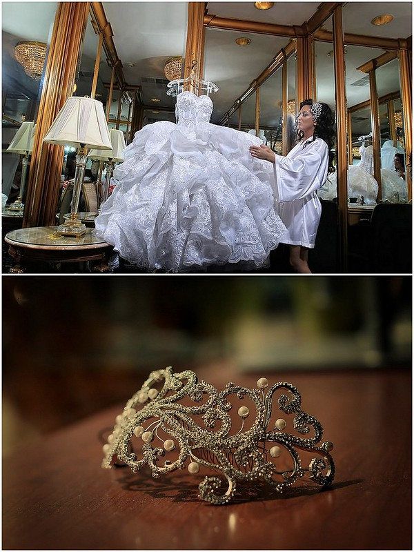 custom bridal headpiece, custom bridal gown, pearl and crystal bridal hair comb, bridal headpiece inspired by bridal gown