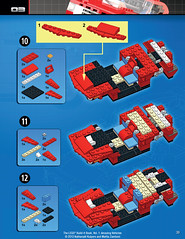 The LEGO Build-it Book, Vol. 1: Amazing Vehicles (p. 38)