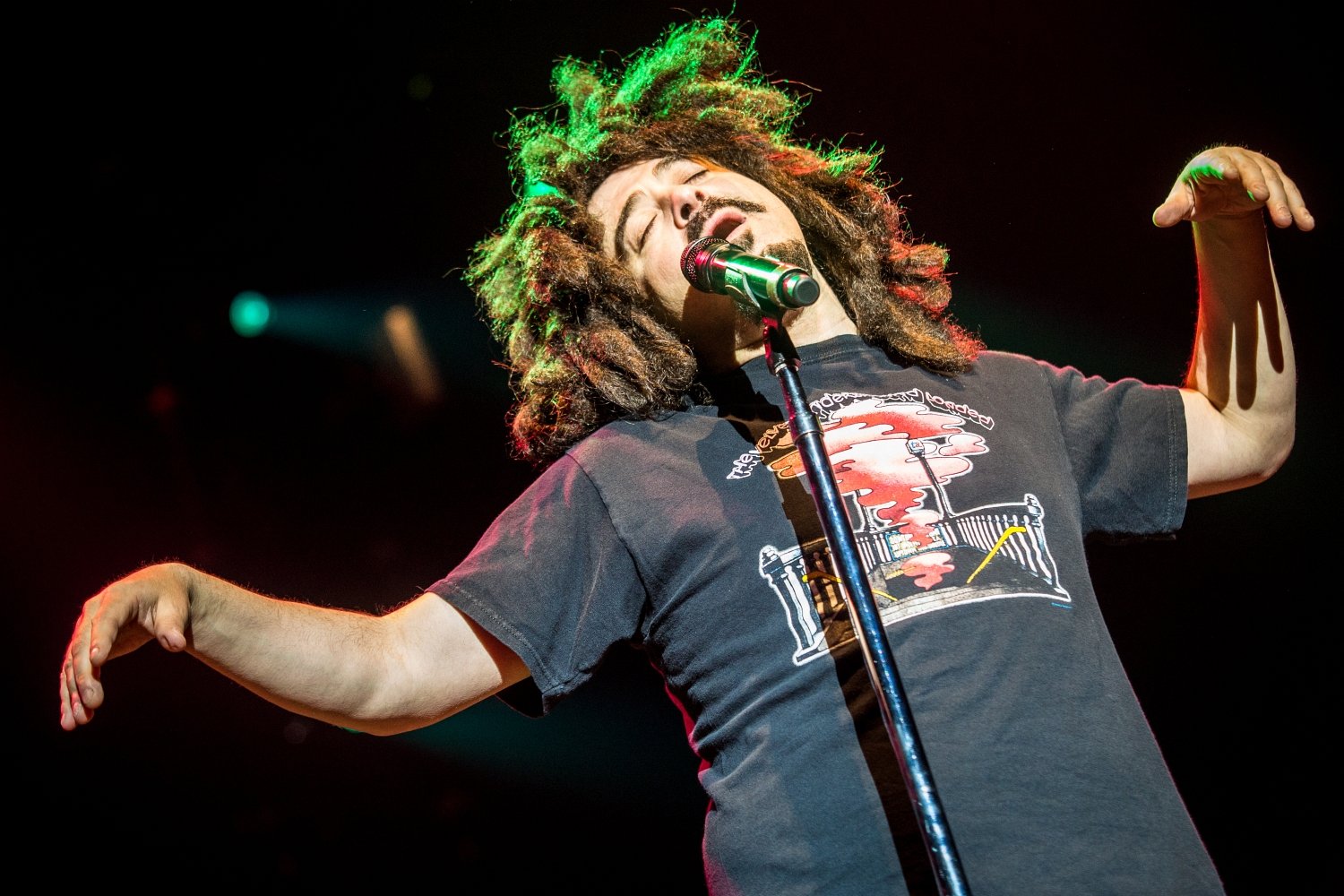 Counting Crows 09