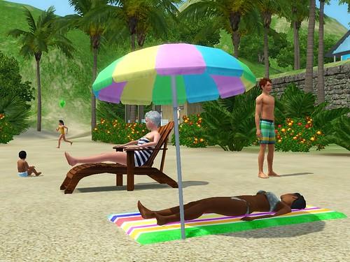 Island Paradise Beach Relaxing