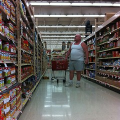 lost in the supermarket (6 hours earlier)