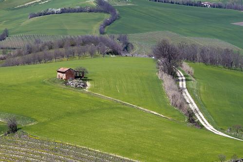 Panorama da Lu Monferrato