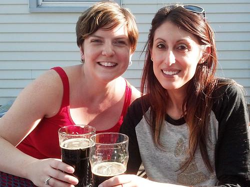 Leah and I