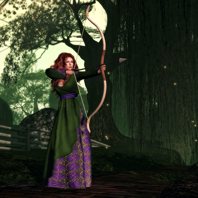 SL DisneyBound – Merida