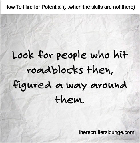 How To Hire for Potential (5 of 5)
