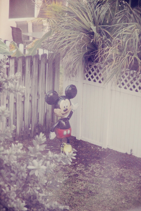 Easter Mickey 1