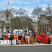 Free Shaker Aamer from Guantanamo: Protest in Parliament Square, April 24, 2013