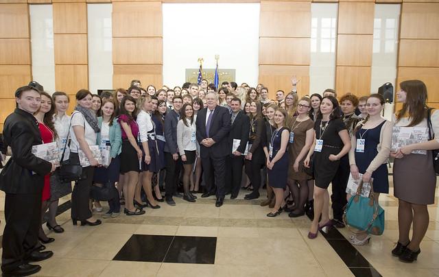 Anniversary of the future leaders exchange program flex in ukraine