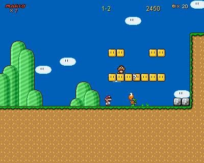 Mario i monolity