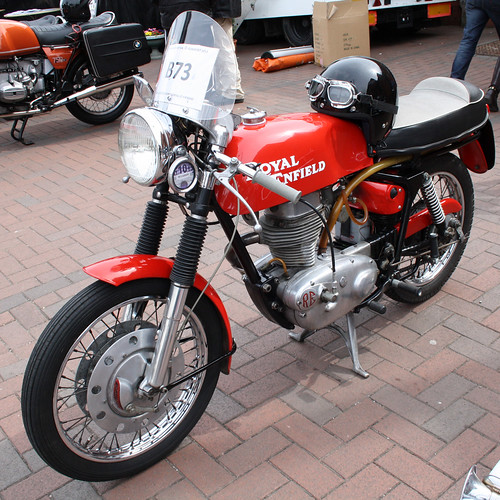 Royal Enfield Continental GT FJF804D