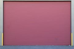 garage door, facade,