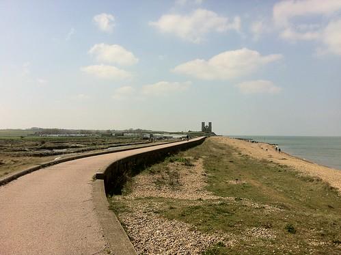 Walk Birchington to Herne Bay 25-4-2013 011