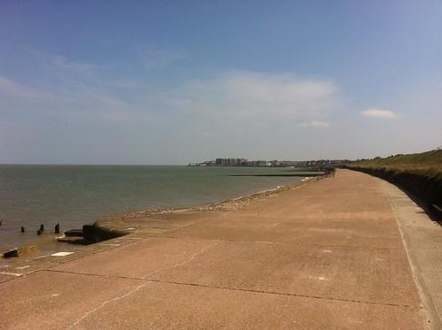 Walk Birchington to Herne Bay 25-4-2013 005