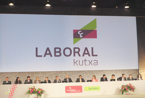 Laboral Kutxa batzar orokorra
