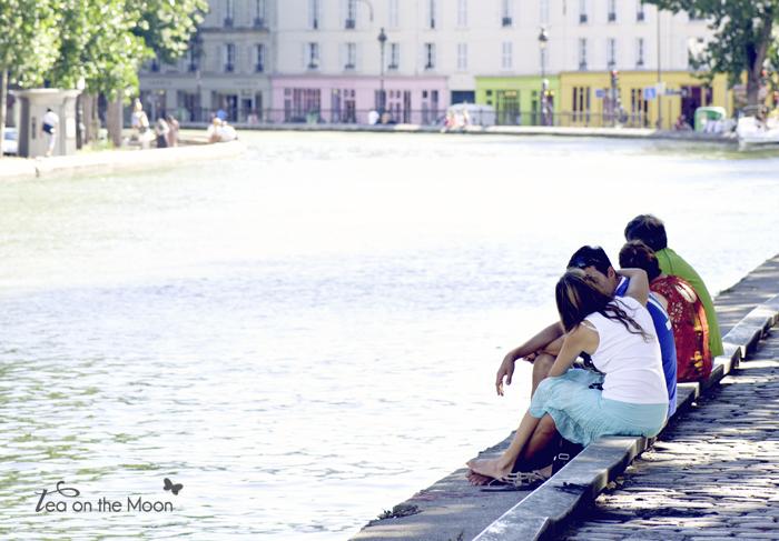 Canal de Sant Martin Paris 014