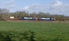 Sizewell Coal Train