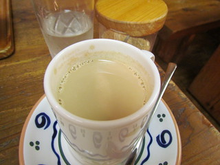 Chai at Obansai