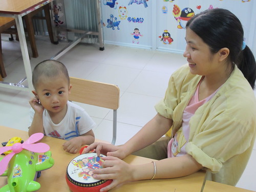 Children's Hospital - Volunteer in Vietnam
