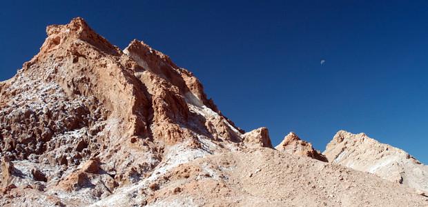 Atacama - Valle de la Luna