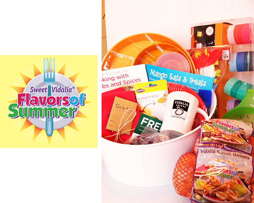 Win a fabulous $100 Givft Card for Sur la Table and an entertaining prize pack all donated by Flavors of Summer. Just ONE of the fabulous prize sets in our #BrunchW