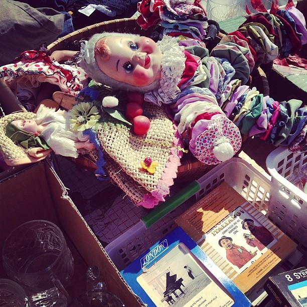 Flea market awesomeness #1