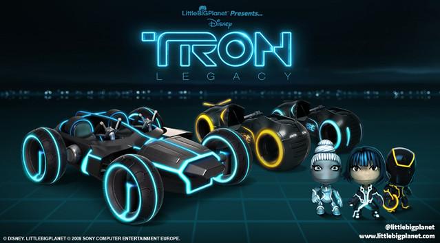 LittleBigPlanet: Tron