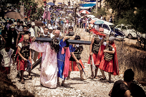 Vía Crucis en Chazumba (47)